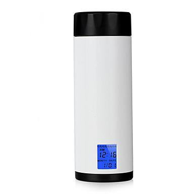8time smarte tidsindstillet påmindelse kreative bærbare vand kop vand