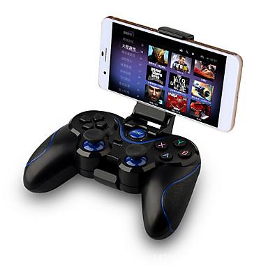 8183BT Sin Cable Control de Videojuego Para Sony PS3 / PC / Smartphone ,  Empuñadura de Juego Control de Videojuego ABS 1 pcs unidad