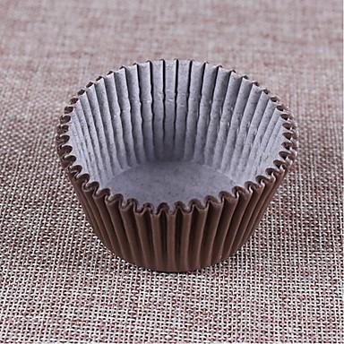 Verjaardag Feestbedankjes & cadeaus-Cupcakewikkels Taartaccessoire Label 100% Zuivere Pulp Klassiek Thema