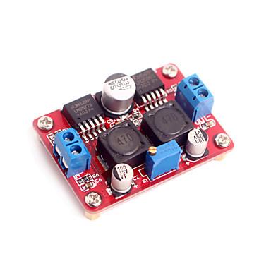 sorteper DC-DC bred spænding input modul (solpanel dual-chip) automatisk op ned spænding