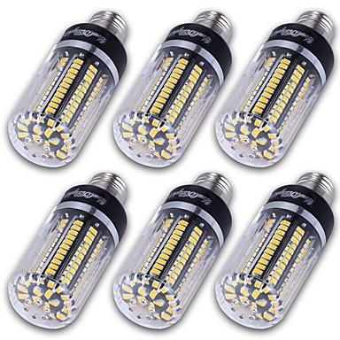 13W E14 E12 E26/E27 LED-kolbepærer T 130 SMD 5736 1000-1100 lm Varm hvid Kold hvid 3000/6000 K Dekorativ Vekselstrøm 220-240 Vekselstrøm