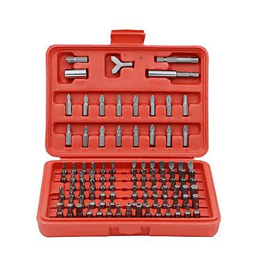 plastic box 100 sets van de eerste batch batch Tsui elektrische schroevendraaier verlengstuk socket set (een pak van 5)
