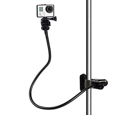 Tarvikkeet GoProlle,Videokamera Yksijalkainen Leikata Joustopuristin Säädettävä, Varten-Toimintakamera,Xiaomi Camera Gopro Hero 5 Kaikki