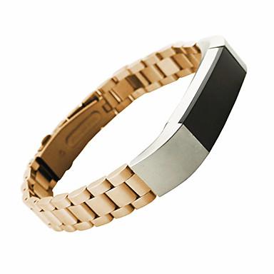 Uhrenarmband für Fitbit Alta Fitbit Sport Band / Moderne Schnalle Metall / Edelstahl Handschlaufe
