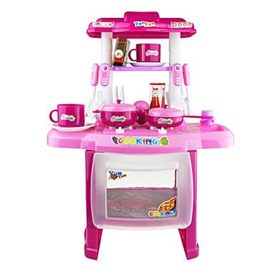 ערכות מטבח צעצוע משחקי דמויות ידידותי לסביבה פלסטי קלסי 1pcs חתיכות בגדי ריקוד ילדים מתנות