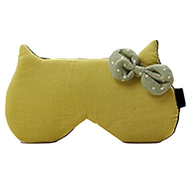 han editie mode kat hoofd strik is pure kleur gecontracteerd (random levering)