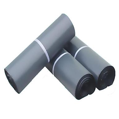 nye materiale kurer poser grå poser vandtæt destruktive logistik poser til emballage poser engros brugerdefineret to pakker en kasse