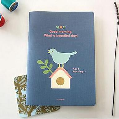 Notebooks criativas Fofinho / Multifuncional,A5
