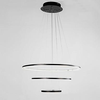Pendelleuchten ,  Zeitgenössisch Korrektur Artikel Eigenschaft for LED Metall Esszimmer Studierzimmer/Büro Korridor