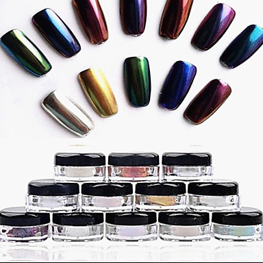 Glitter & Powder-Muuta12*10*2-12pcs