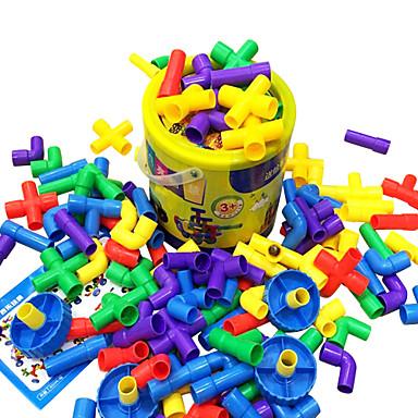אבני בניין / צעצוע חינוכי 58pcs כיף קלסי מתנות