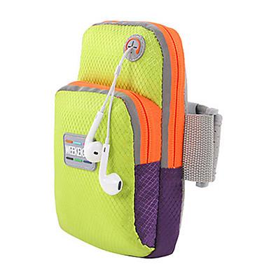 Faixa de Braço Pochete para Ciclismo/Moto Corrida Bolsas para Esporte Multifuncional Bolsa de Corrida Outros Similares Tamanho Telefones