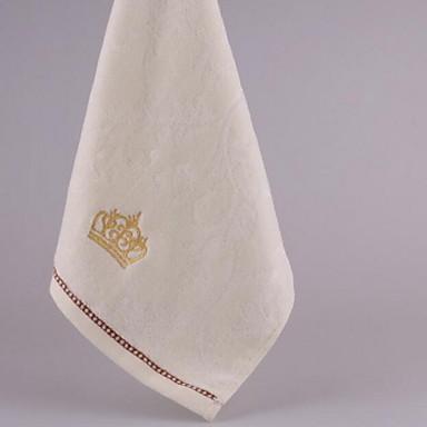 Frisse stijl Fingertip Handdoek, Garen Geverfd Superieure kwaliteit 100% puuvillaa Simpel Geweven Handdoek