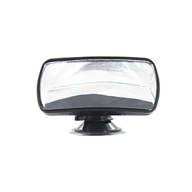 konveks klare bakspejl 360 graders rotation sucker lås bil boligtilbehør ekstra spejl Baby kid sikkerhed pleje