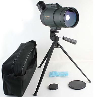 Visionking 25-75 X 70 mm Monocular Alcance de la localización Negro / Revestimiento Múltiple Completo / Sí