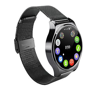 Relógio Inteligente Monitor de Batimento Cardíaco Controle de Câmera Áudio Cronómetro Encontre Meu Aparelho Relogio Despertador Bluetooth