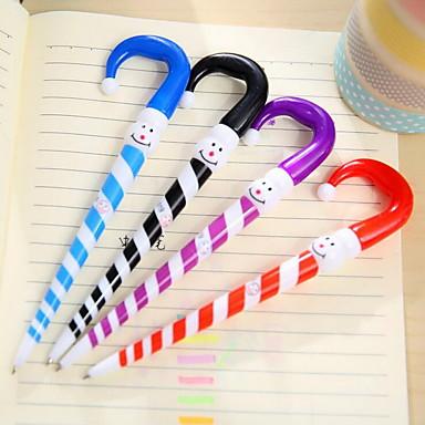 Korrektion forsyninger Pen Kuglepenne Pen,Plastik Tønde Blå Blæk Farver For Skoleartikler Kontorartikler Pakke med