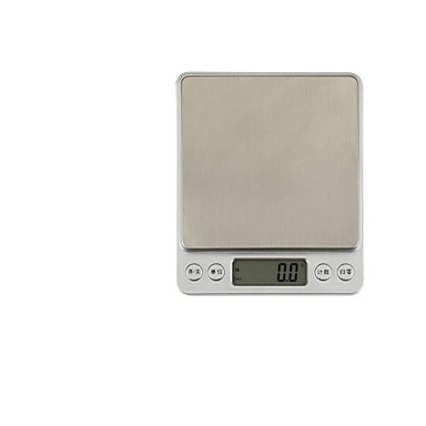 voedsel en sieraden elektronische weegschaal (weegbereik: 500g / 0,01 g, de chinese versie)