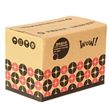 keltainen väri muu materiaali pakkaus&merenkulun 10 # kolmikerroksinen superkovia kartongit pakkausta pakkaus yhdeksän