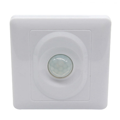 1pc Infrarød sensor Plast Sensorbryter