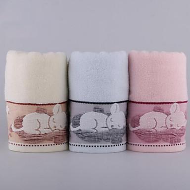 Vaskehåndklæ,Broderi Høy kvalitet 100% Bomull Håndkle
