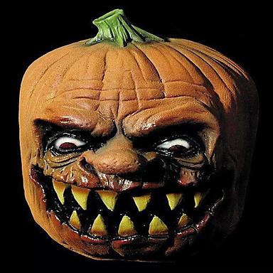 Halloween-masker Halloweentillbehör Legetøj Græskar Polycarbonat Gysertema 1 Stk. Halloween Maskerade Gave