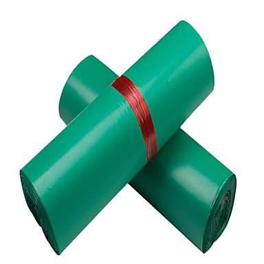 grønne destruktive kurer poser 28 * 4238 * 52 poser poser postsekker gratis frakt logistikk