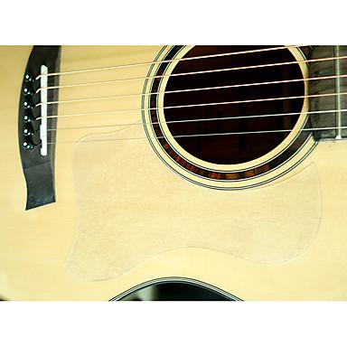 Professionel General Accessories Høj klasse Guitar nyt instrument Plastik Musical Instrument Tilbehør Hvid