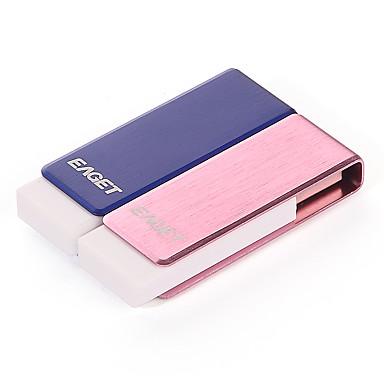 EAGET F50-128G 128GB USB 3.0 Vannresistent / Kryptert / Inntrekkbar / Støtsikker / Kompaktstørrelse