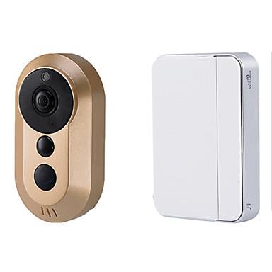 huis Wi-Fi draadloze video-intercom deurbel