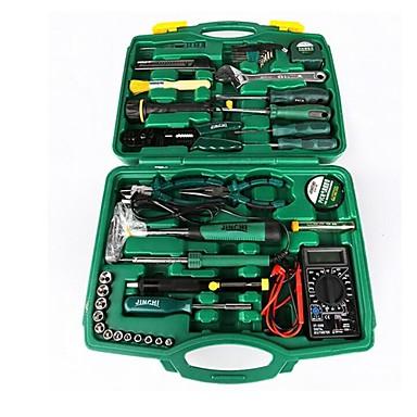 doméstico ferramenta combinada conjunto de caixa