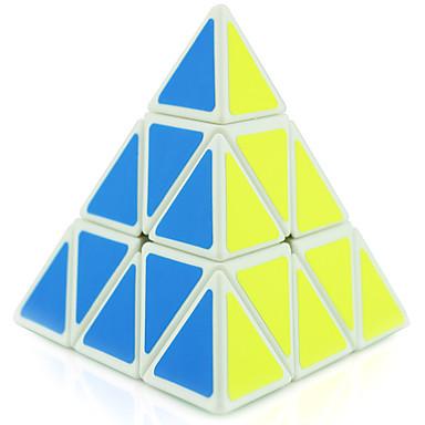 Zauberwürfel Shengshou Pyramid 3*3*3 Glatte Geschwindigkeits-Würfel Magische Würfel Puzzle-Würfel Profi Level Geschwindigkeit Dreieck