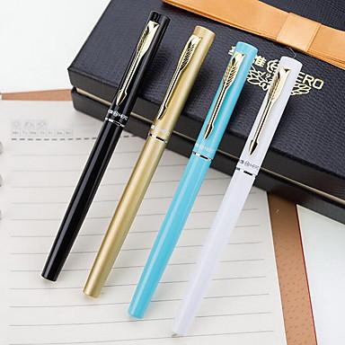 Kynä Kynä tynnyri Ink Colors For Koulutarvikkeet Toimistotarvikkeet Pakkaus