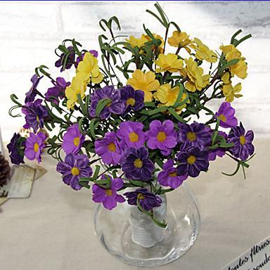 1pc 1 Afdeling Polyester / Plastik Others Bordblomst Kunstige blomster 12.9inch/33CM
