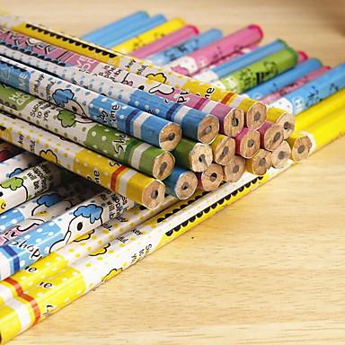 blomst stammen hb barn til å skrive med blyant