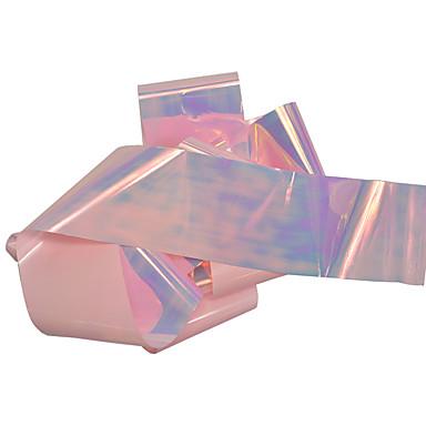 1pcs Nagelschmuck / Glitter & Poudre / Andere Dekorationen Nagel Stamping Vorlage Glitzer / Glitter & Funkeln / Hochzeit lieblich