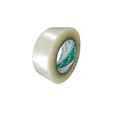 bred gjennomsiktig forseglingstapen netto 6 x 200 meter kjøtt 3cm gjennomsiktige tapen 6cm