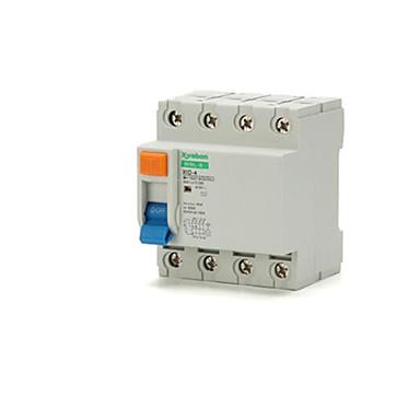 interruptor de proteção contra vazamento elétrico (tipo eletromagnética) (quadro shell atual: 63 (a))