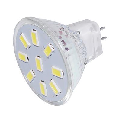 YouOKLight 150 lm GU4 (MR11) LED-spotlampen MR11 9 leds SMD 5733 Decoratief Warm wit Koel wit 30/09