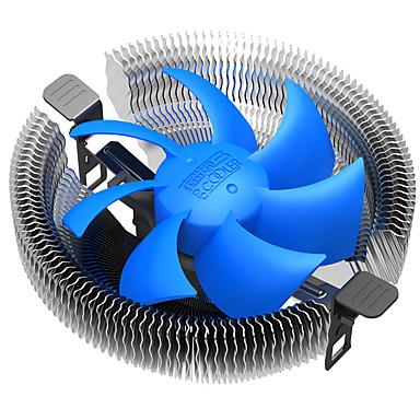 コンピュータ用の低ノイズ775amd1150 CPUの冷却ファン