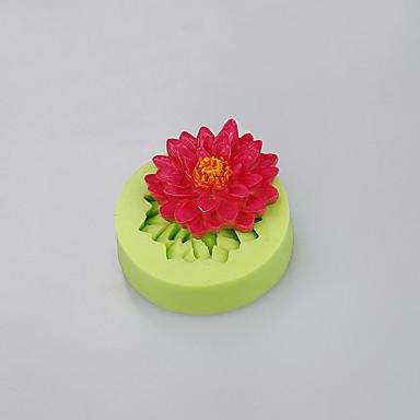Bakvormen gereedschappen Siliconen Milieuvriendelijk / Anti-aanbak / Handvatten Cake / Koekje / Cupcake Cake Moulds