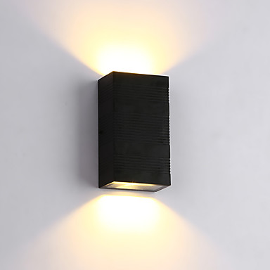 CXYlight Moderne / Nutidig Metal Væglys IP 65 85-265V 3 W / Integreret LED