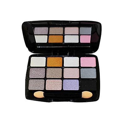 # / 12 Farben Lidschatten / Puder Auge Alltag Make-up Bilden Kosmetikum