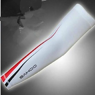 Moto/Ciclismo braço aquecedores Resistente Raios Ultravioleta Anti-Irradiação Respirável Filtro Solar LYCRA® Acampar e Caminhar