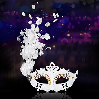 máscara de la bola del partido de la mascarada de la princesa italiana de Venecia mujer máscara decoración de boda de la señora
