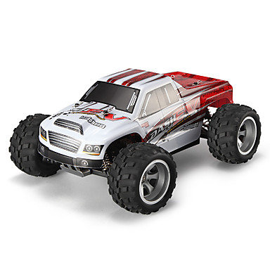 RC Car WLtoys A979-B 2.4G Buggy (Off-road) / Off Road Car / Drift Car 1:18 Brush Electric 70 km/h Remote Control / RC / Rechargeable / Electric