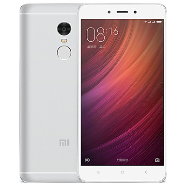 Xiaomi Redmi Note 4 Global Version 5.5 inch 4G Smartphone ( 3GB + 32GB 13 MP Qualcomm Snapdragon 625 4100 mAh )