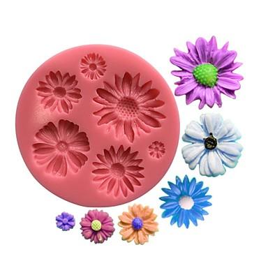Herramientas para hornear El plastico Ecológica / Nueva llegada / decoración de pasteles Pastel Moldes para pasteles 1pc