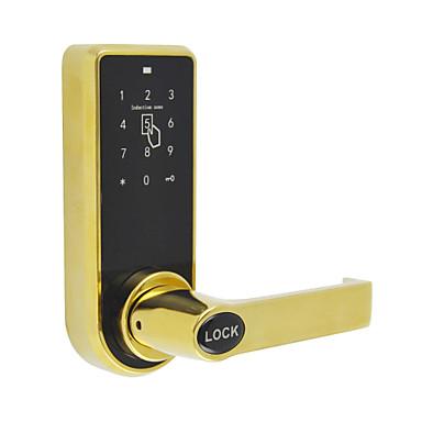 Número de código de senha do teclado digital sem chave fechaduras electrónicas para o apartamento do escritório em casa