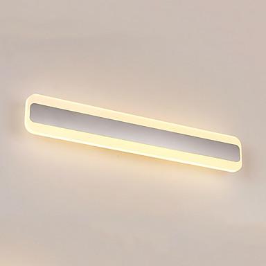 CXYlight Moderne / Nutidig Badeværelsesbelysning Metal Væglys IP20 90-240V / Integreret LED